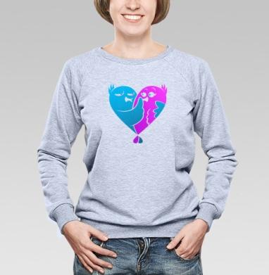 Молчи - Купить детские свитшоты парные в Москве, цена детских свитшотов парных  с прикольными принтами - магазин дизайнерской одежды MaryJane