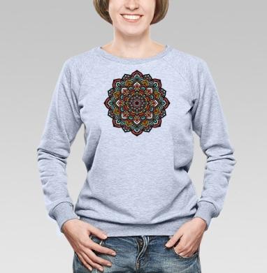 Моя мандала - Купить детские свитшоты этно в Москве, цена детских свитшотов этно  с прикольными принтами - магазин дизайнерской одежды MaryJane