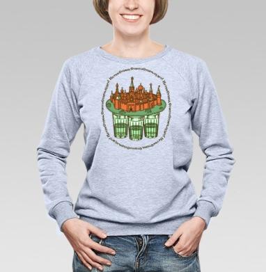 На трех китах - Купить детские свитшоты алкоголь в Москве, цена детских свитшотов с алкоголем с прикольными принтами - магазин дизайнерской одежды MaryJane