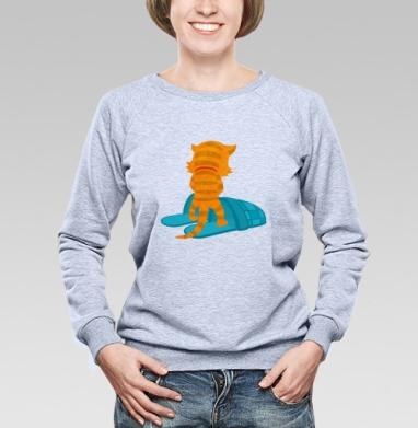 Ничего личного - Купить женские свитшоты с приколами в Москве, цена женских свитшотов с приколами с прикольными принтами - магазин дизайнерской одежды MaryJane