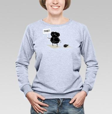 Ой!? - Купить детские свитшоты с насекомыми в Москве, цена детских свитшотов с насекомыми  с прикольными принтами - магазин дизайнерской одежды MaryJane