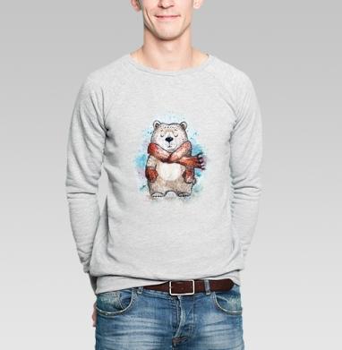 Похолодание - Купить мужские свитшоты милые в Москве, цена мужских свитшотов милых  с прикольными принтами - магазин дизайнерской одежды MaryJane