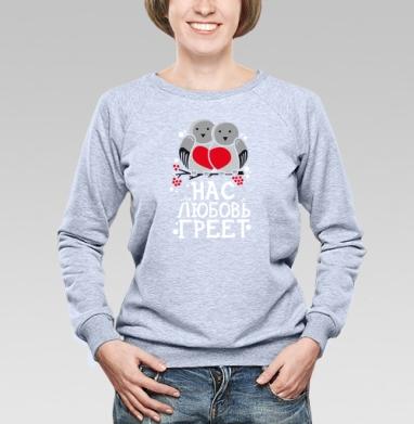 Снегири - Купить детские свитшоты парные в Москве, цена детских свитшотов парных  с прикольными принтами - магазин дизайнерской одежды MaryJane