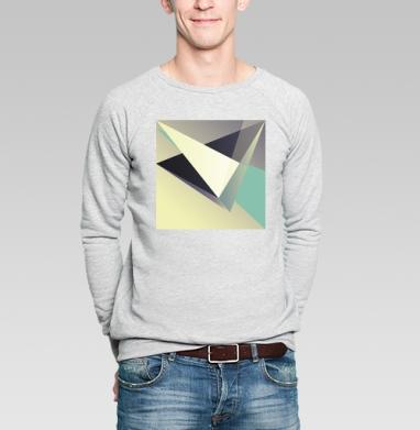 Вариация реальности - Купить мужские свитшоты абстрактные в Москве, цена мужских свитшотов абстрактных  с прикольными принтами - магазин дизайнерской одежды MaryJane