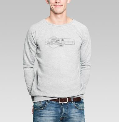 2101 - Купить мужские свитшоты винтажные в Москве, цена мужских свитшотов винтажных  с прикольными принтами - магазин дизайнерской одежды MaryJane