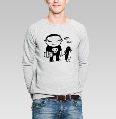 Ад - Купить мужские свитшоты с людьми в Москве, цена мужских  с людьми  с прикольными принтами - магазин дизайнерской одежды MaryJane