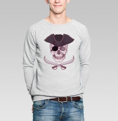 Chasing pirates - Купить мужские свитшоты с летом в Москве, цена мужских свитшотов с летом  с прикольными принтами - магазин дизайнерской одежды MaryJane