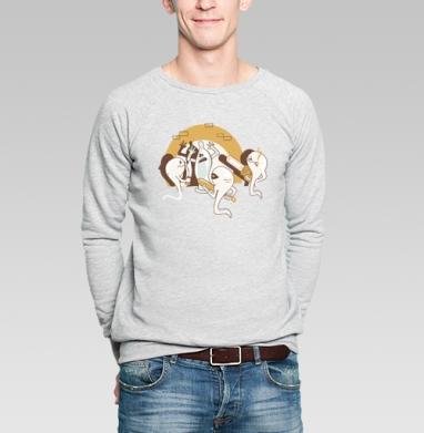 Condomurders - Купить мужские свитшоты для влюбленных в Москве, цена мужских  дли влюбленных  с прикольными принтами - магазин дизайнерской одежды MaryJane