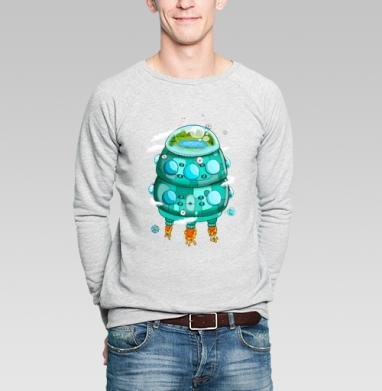 Cosmo house - Купить мужские свитшоты с космосом в Москве, цена мужских  с космосом  с прикольными принтами - магазин дизайнерской одежды MaryJane