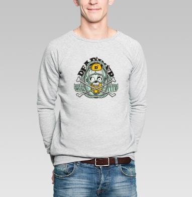 D2 - Купить мужские свитшоты спортивные в Москве, цена мужских свитшотов спортивных  с прикольными принтами - магазин дизайнерской одежды MaryJane