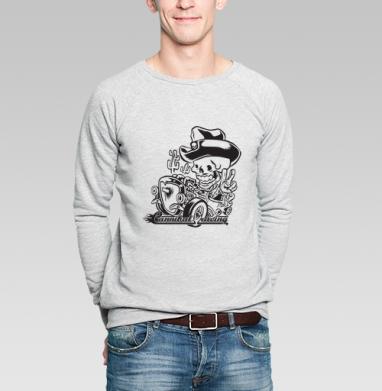 Hot Rod - Купить мужские свитшоты с автомобилями в Москве, цена мужских свитшотов с автомобилями  с прикольными принтами - магазин дизайнерской одежды MaryJane