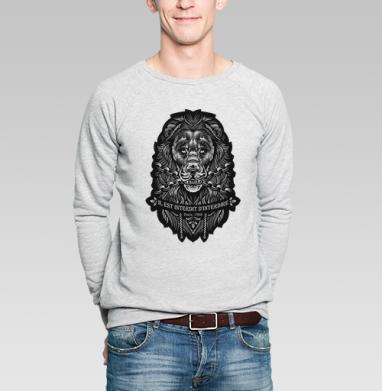 Il est interdit d'interdire - Купить мужские свитшоты с цитатами в Москве, цена мужских  с цитатами  с прикольными принтами - магазин дизайнерской одежды MaryJane