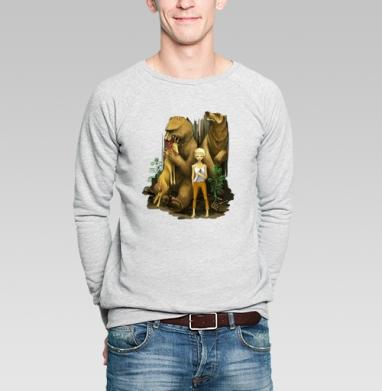 КТО, КТО, СВОИ - Купить мужские свитшоты с людьми в Москве, цена мужских  с людьми  с прикольными принтами - магазин дизайнерской одежды MaryJane