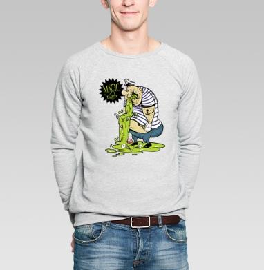 MAGIC RALPH - Купить мужские свитшоты морские  в Москве, цена мужских свитшотов морских   с прикольными принтами - магазин дизайнерской одежды MaryJane