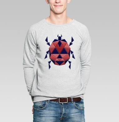 Mimikria  - Купить мужские свитшоты с насекомыми в Москве, цена мужских свитшотов с насекомыми  с прикольными принтами - магазин дизайнерской одежды MaryJane