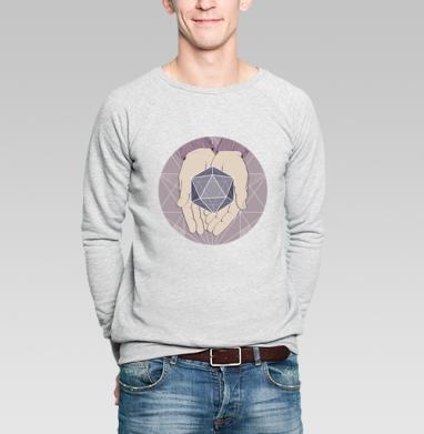 Нежная геометрия - Купить мужские свитшоты нежность в Москве, цена мужских  нежность  с прикольными принтами - магазин дизайнерской одежды MaryJane