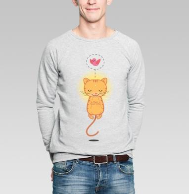Одежда для йоги - Купить мужские свитшоты с йогой в Москве, цена мужских свитшотов с йогой  с прикольными принтами - магазин дизайнерской одежды MaryJane