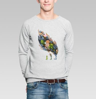 Однажды ты всех удивишь - Купить мужские свитшоты красивые в Москве, цена мужских свитшотов красивых  с прикольными принтами - магазин дизайнерской одежды MaryJane