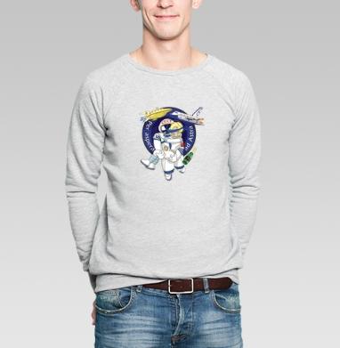Per aspera ad Astra - Купить мужские свитшоты СССР в Москве, цена мужских свитшотов СССР  с прикольными принтами - магазин дизайнерской одежды MaryJane