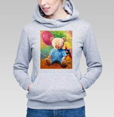 Мишка Алекс - Купить детские толстовки с играми в Москве, цена детских толстовок с играми  с прикольными принтами - магазин дизайнерской одежды MaryJane