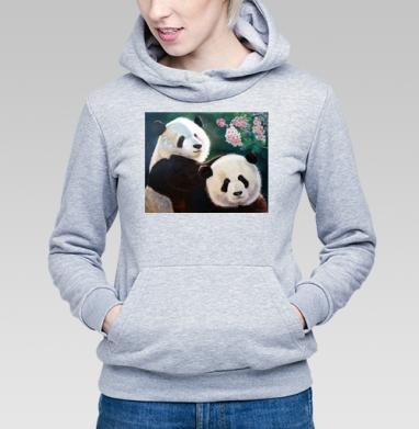 Панды - Купить детские толстовки осень в Москве, цена детских толстовок осенних  с прикольными принтами - магазин дизайнерской одежды MaryJane