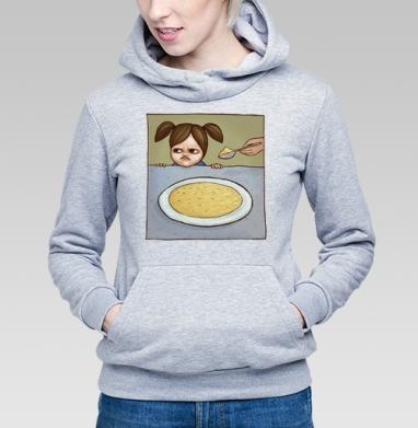 Жизнь - боль. - Купить детские толстовки с едой в Москве, цена детских толстовок с едой  с прикольными принтами - магазин дизайнерской одежды MaryJane
