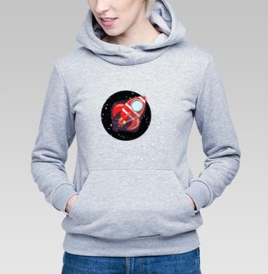 Рейс ту спейс - Купить детские толстовки с космосом в Москве, цена детских  с космосом  с прикольными принтами - магазин дизайнерской одежды MaryJane