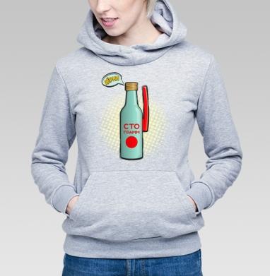 Дёрни - Купить детские толстовки алкоголь в Москве, цена детских толстовок с алкоголем с прикольными принтами - магазин дизайнерской одежды MaryJane