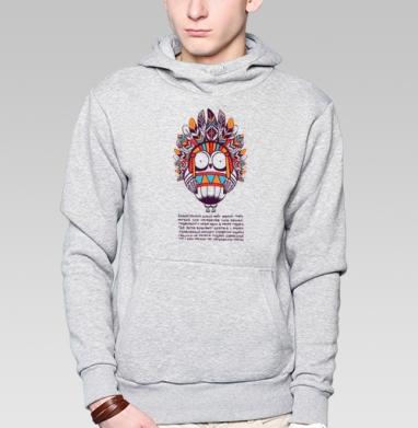 Дикий орёл - немереная сила - Купить мужские толстовки Ниндзя в Москве, цена мужских  Ниндзя  с прикольными принтами - магазин дизайнерской одежды MaryJane