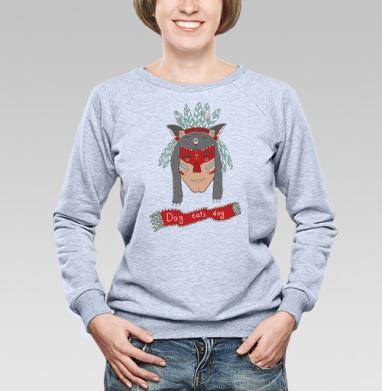 Человек человеку волк - Купить детские свитшоты с волками в Москве, цена детских свитшотов с волками  с прикольными принтами - магазин дизайнерской одежды MaryJane