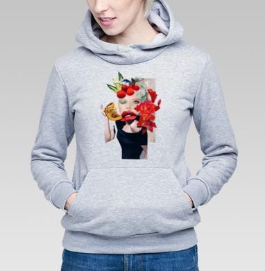 Коллаж с тыковкой - Купить детские толстовки красивые в Москве, цена детских толстовок красивых  с прикольными принтами - магазин дизайнерской одежды MaryJane