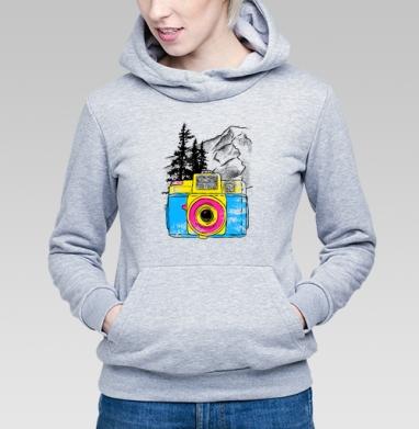 Путешествуй - Купить детские толстовки с природой в Москве, цена детских толстовок с природой  с прикольными принтами - магазин дизайнерской одежды MaryJane