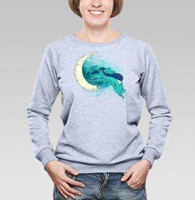 Звездные киты - Купить детские свитшоты с усами в Москве, цена детских свитшотов с усами с прикольными принтами - магазин дизайнерской одежды MaryJane