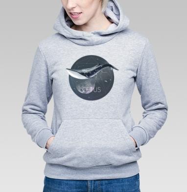 КИТ - Купить детские толстовки морские  в Москве, цена детских  морских   с прикольными принтами - магазин дизайнерской одежды MaryJane