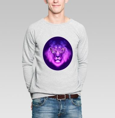 Клубный лев - Купить мужские свитшоты нежность в Москве, цена мужских  нежность  с прикольными принтами - магазин дизайнерской одежды MaryJane