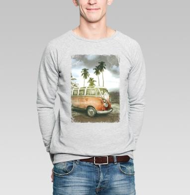 Куба рядом - Купить мужские свитшоты с автомобилями в Москве, цена мужских свитшотов с автомобилями  с прикольными принтами - магазин дизайнерской одежды MaryJane
