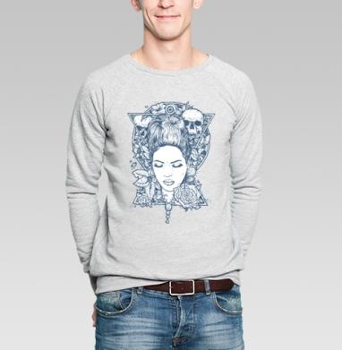 Забытая - Купить мужские свитшоты с лицом в Москве, цена мужских  с лицом  с прикольными принтами - магазин дизайнерской одежды MaryJane