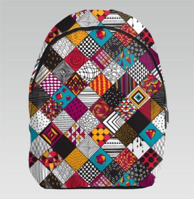 Графический узор - Рюкзак