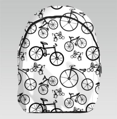 Велосипед - Рюкзак