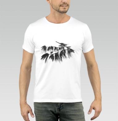 Шепот ветра - Купить мужские футболки романтика в Москве, цена мужских футболок романтических  с прикольными принтами - магазин дизайнерской одежды MaryJane