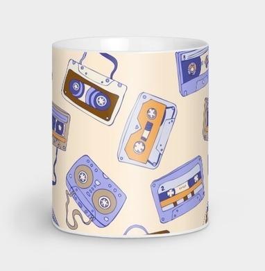 Аудио кассеты - Купить футболки. Победители.