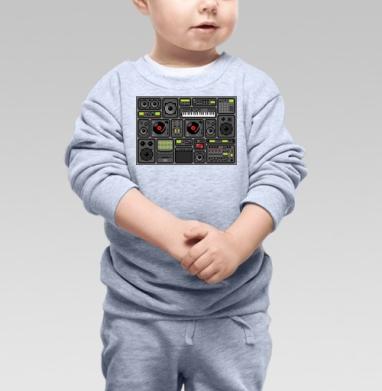 Музыка внутри - Свитшоты детские