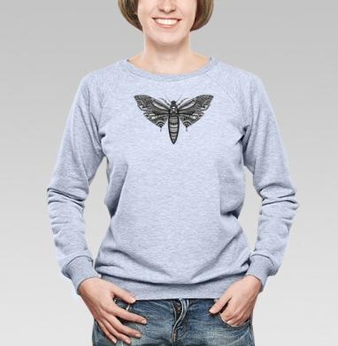 Бабочка - Купить детские свитшоты с насекомыми в Москве, цена детских свитшотов с насекомыми  с прикольными принтами - магазин дизайнерской одежды MaryJane