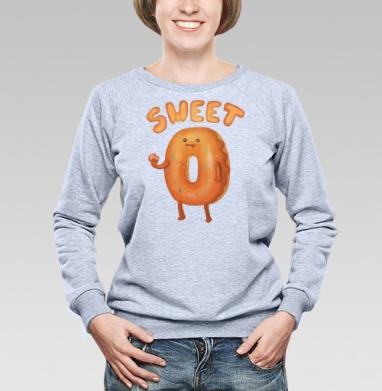 Любитель пончиков - Купить детские свитшоты с едой в Москве, цена детских свитшотов с едой  с прикольными принтами - магазин дизайнерской одежды MaryJane