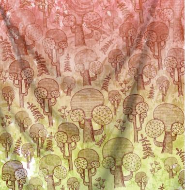 Лес до небес - природа, Популярные