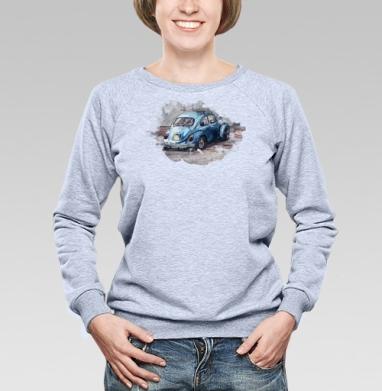 Фольксваген жук (муж.) - Купить мужские свитшоты парные в Москве, цена мужских  парных  с прикольными принтами - магазин дизайнерской одежды MaryJane