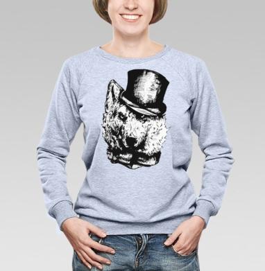 Волк - Купить детские свитшоты с волками в Москве, цена детских свитшотов с волками  с прикольными принтами - магазин дизайнерской одежды MaryJane