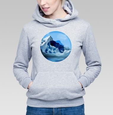 Хозяин зимы - Купить детские толстовки с медведем в Москве, цена детских  с медведем  с прикольными принтами - магазин дизайнерской одежды MaryJane