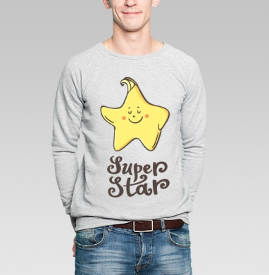 Супер Звезда - Cвитшот Star Wars купить в москве