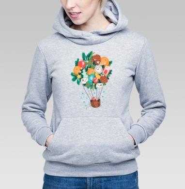 Прилетай еще - Купить детские толстовки Новый год в Москве, цена детских толстовок новогодних  с прикольными принтами - магазин дизайнерской одежды MaryJane